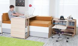 Стеллаж для диван-кровати