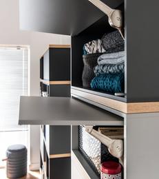 Short shelf