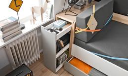 Шкафчик для диван-кровати