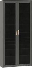 Ажурные двери для широкого стеллажа