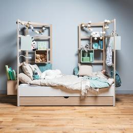 Drabinka kanapy/łóżka