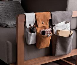 Medium organiser for couch/armchair