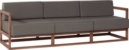 Mio 3-seat couch II