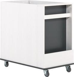 Kontenerek z półkami (do łóżka multi)
