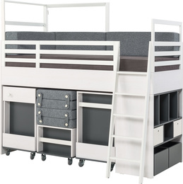 Right-sided multi bed