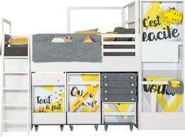 Nakładka Voila do kontenerków łóżka multi mała