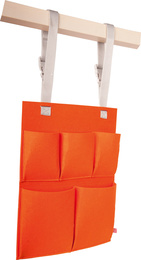 Orange organizer Ordo