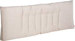 Big pillow upholstered for head panel II 4 YOU by VOX