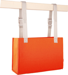 Orange vertical organizer Ordo