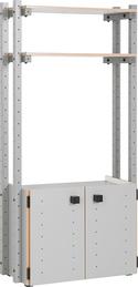 Bookcase for TV unit 70