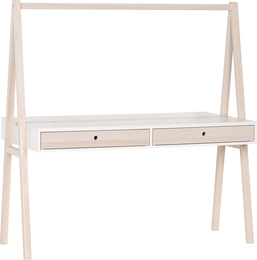 Drawer for two-sided desk set 2pcs