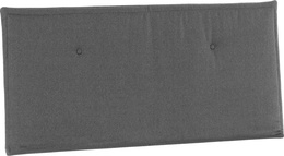 Upholstered cover for flat headboard of Spot bed