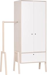 External hanger for wardrobes