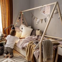 Wózek Tipi do łóżka