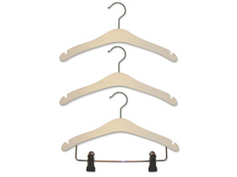 Hanger - set of 3 pcs. white