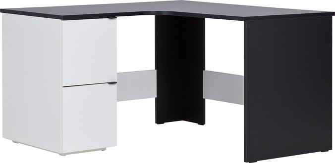 blat biurka narożnego profil narożnika wewnętrznego