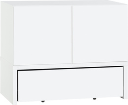 Dresser with drawers and base 106x53 with drawer