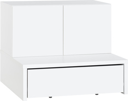 Dresser with drawers and base 106x95 with drawer