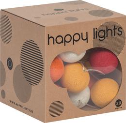 Lighting Happy Lights orange